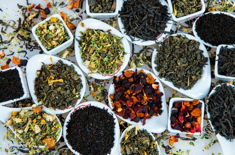 infusions d'hiver